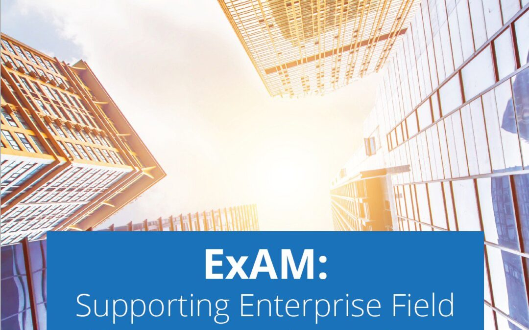 ExAM: Supporting our Clients' Enterprise Field, Management, Inspections, and Compliance Needs